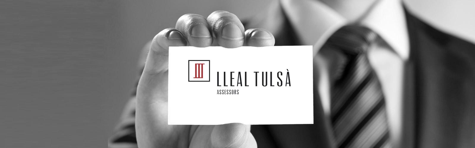 logotipo de LLEAL I TULSA & ASSOCIATS SL