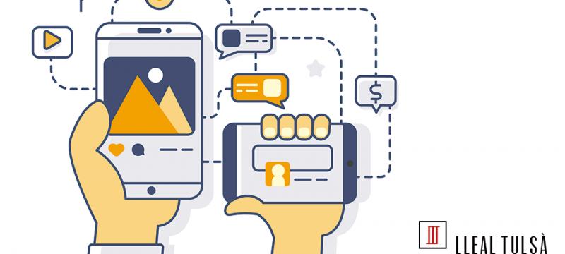 Què heu de tenir en compte si voleu tenir la vostra empresa conectada a les Xarxes Socials?