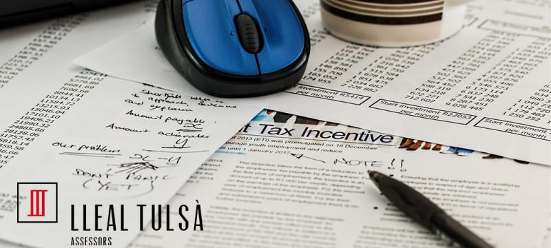 Decret llei 12/2019, de 9 de juliol, de mesures urgents en matèria tributària i de lluita contra el frau fiscal
