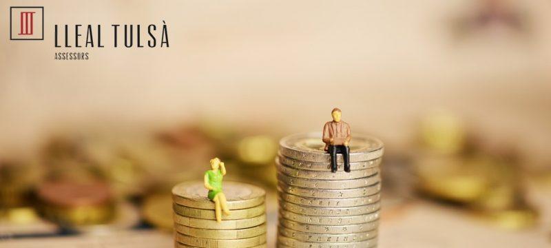 Obligatorietat del registre salarial
